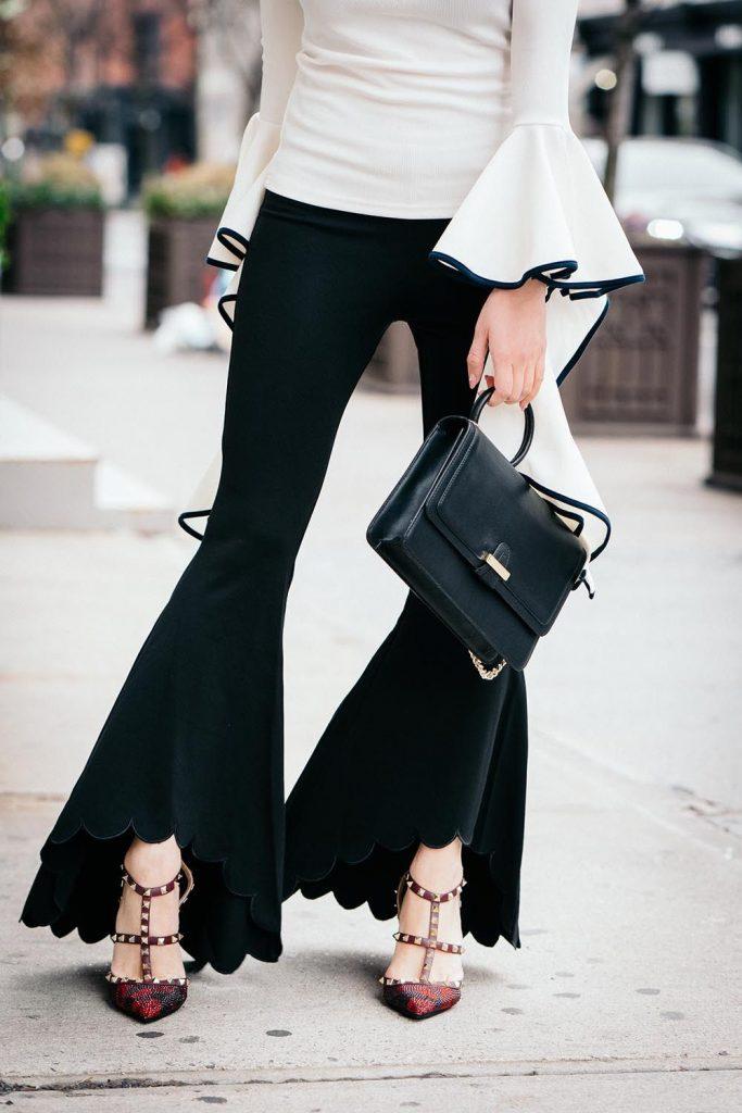 modelli di pantaloni