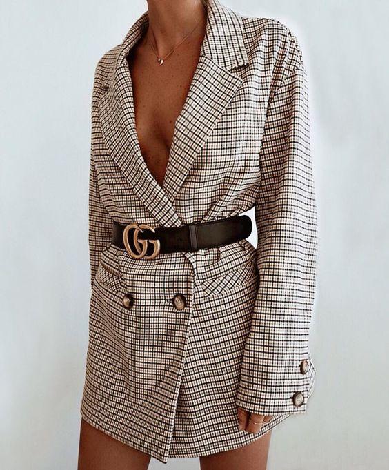 Blazer Dress: l'abito più desiderato del momento