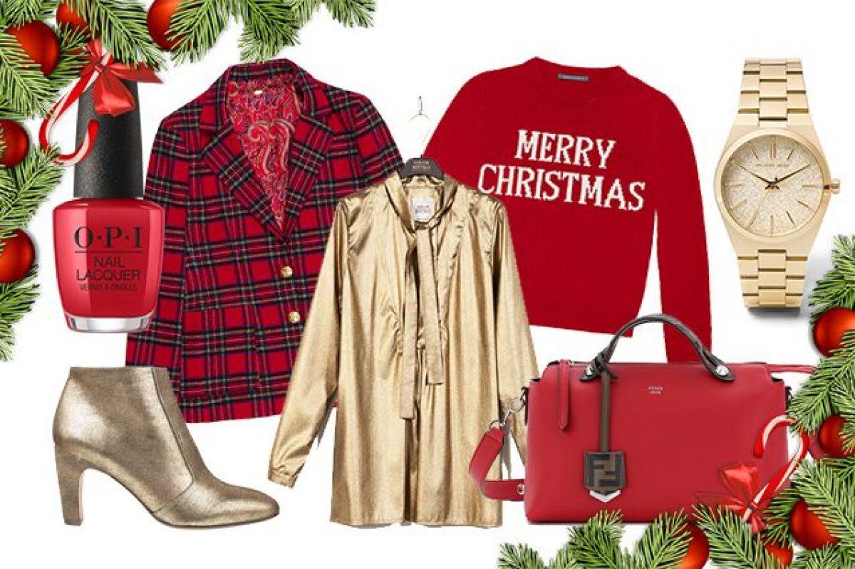 Natale: look festivo ed elegante